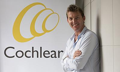 Brett Lee takes on new role as Global Hearing Ambassador